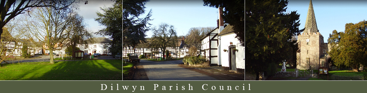Header Image for Dilwyn Parish Council